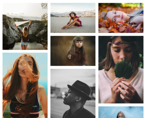 Fullwidth Masonry Gallery with Zoom effet - WordPress Gallery Extra