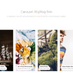 Carousel - WordPress Gallery Extra