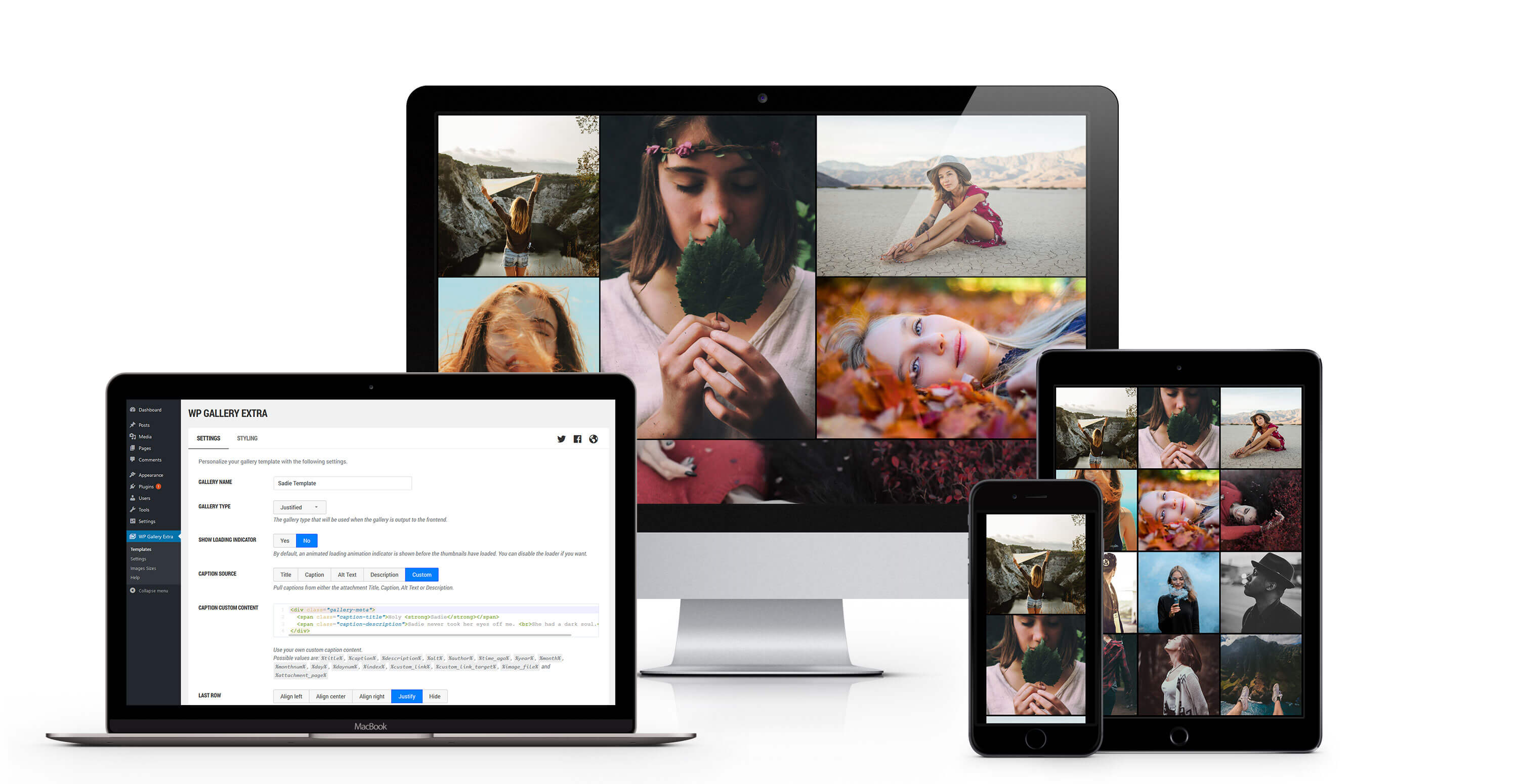 A gallery plugin packed with great features