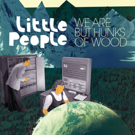 """Offcut #6"" from We Are But Hunks of Wood Remixes by Little People. Released: 2014. Track 14."